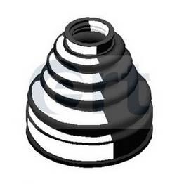 Пильник ШРУС гумовий  змазка ERT 500368