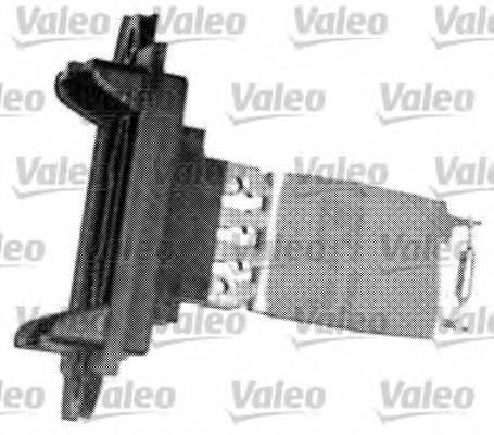 Резистор вентилятора отопителя VALEO 509510