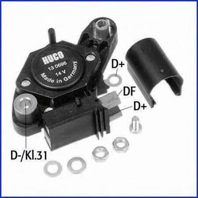 регулятор напряжения генератора HUCO 130696