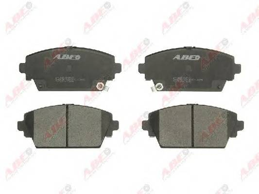 Гальмівні колодки, дискові ABE арт. C11070ABE