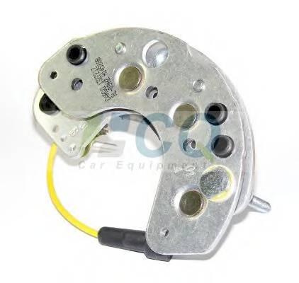 Диодная плитка генератора Ford 28502/84469/84886 до 54022665/1012257 LAUBER CQ1080531
