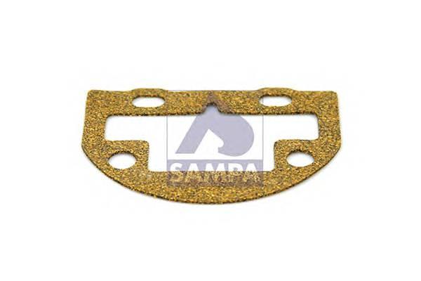 Прокладка крышки торм.вала SAMPA 115225