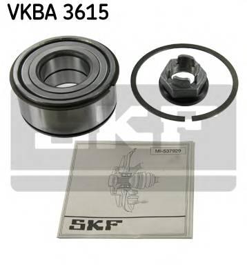 Підшипник роликов к-т  змазка SKF VKBA3615