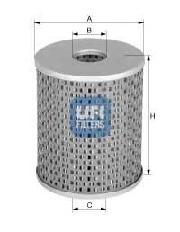 Паливний фільтр BOSCH арт. 2667000