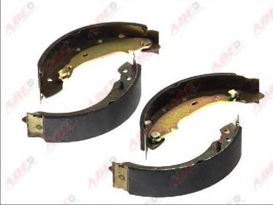 Тормозные колодки Гальмівні колодки, барабанні ABE арт. C0P014ABE