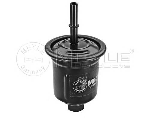 Топливные фильтры Топливный фильтр MEYLE арт. 32143230008