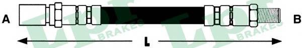 Тормозной шланг PAGID арт. 6T47071