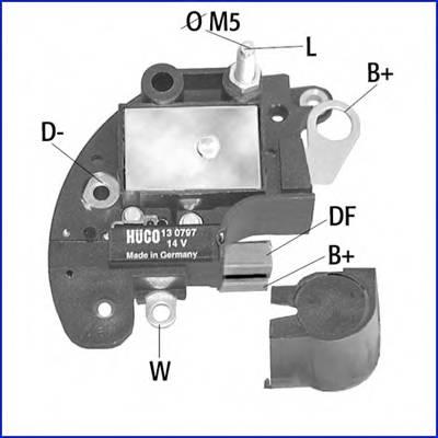 Регулятор генератора HUCO 130797