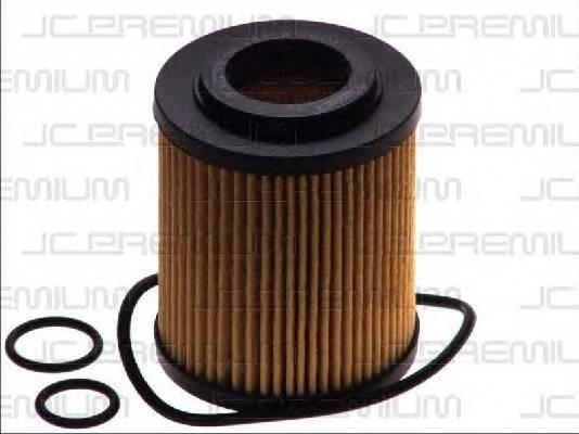Масляные фильтры Фільтр масляний JCPREMIUM арт. B1X021PR