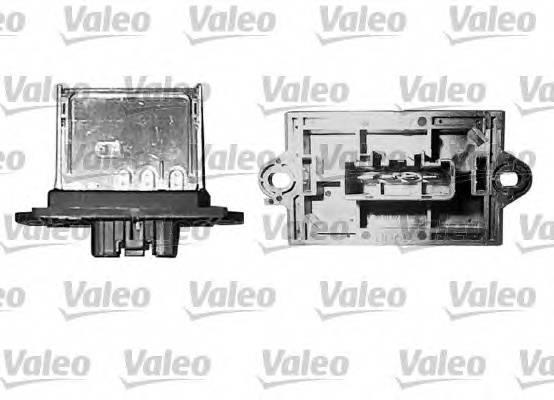 регулятор оборотов вентилятора nissan: micra (k12) (2003&gt) 1. VALEO 509599