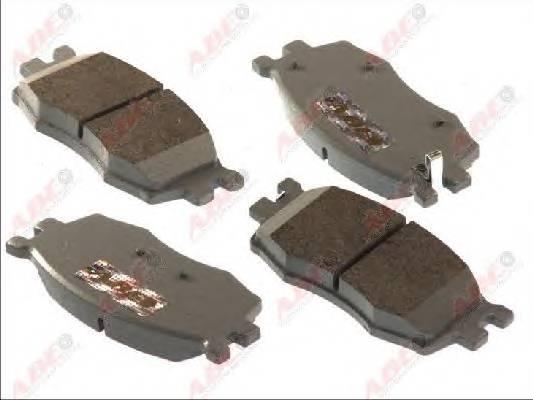 Гальмівні колодки, дискові ABE арт. C10323ABE