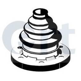 Пильник ШРУС гумовий  змазка ERT 500247