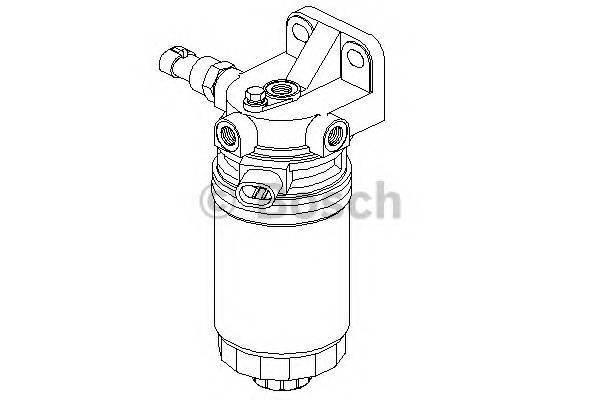 Топливные фильтры Топливный фильтр диз BOSCH арт. 0450133256