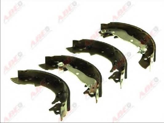 Тормозные колодки Гальмівні колодки, барабанні ABE арт. C0B006ABE