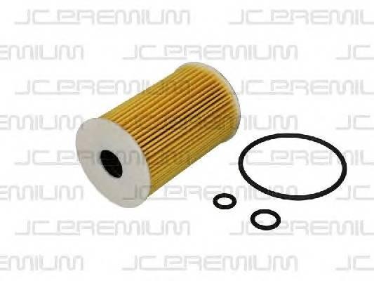 Масляные фильтры Фільтр масляний JCPREMIUM арт. B1A018PR