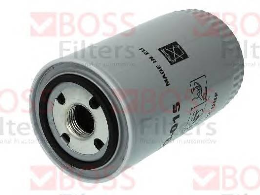 Масляные фильтры Фільтр масляний BOSSFILTERS арт. BS03015