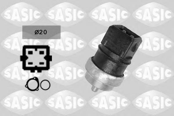 Датчик охлаждающей жидкости daciamitsubishinissanopelrenaultvolvodusterl SASIC 3254006