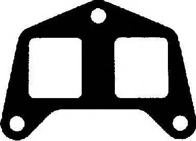Прокладка IN колл. Peugeot Partner 1.8D/1.9D (XUD7/XUD9) 96- внутр. GLASER X5549901