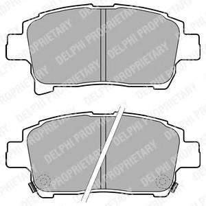 Гальмівні колодки, дискові ABE арт. LP1896