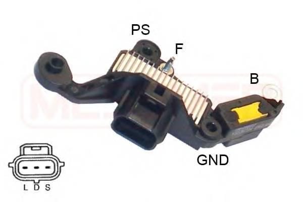 Регулятор генератора (пр-во ERA)                                                                     ERA 216015