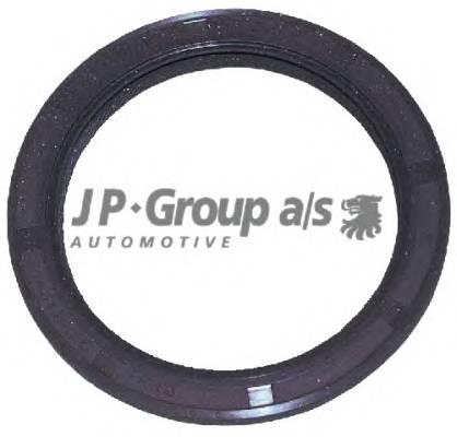 Уплотняющее кольцо, коленчатый вал JPGROUP 1210451100