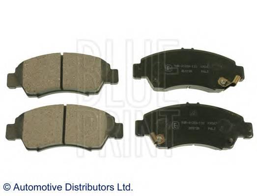 Тормозные колодки Тормозные колодки PAGID арт. ADH24253