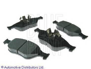 Тормозные колодки Тормозные колодки ABE арт. ADM54281