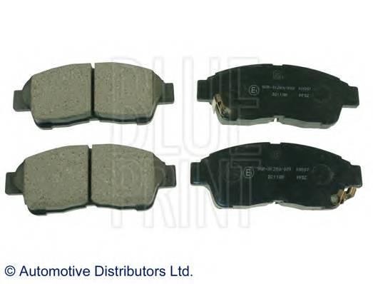 Тормозные колодки Тормозные колодки ABE арт. ADT34285