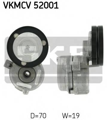 SKF - VKMCV52001 0