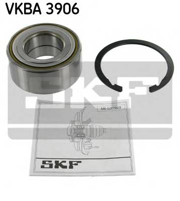 Підшипник роликов к-т  змазка SKF VKBA3906
