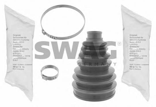 Пильник ШРУС пластиковий  змазка SWAG 70914495