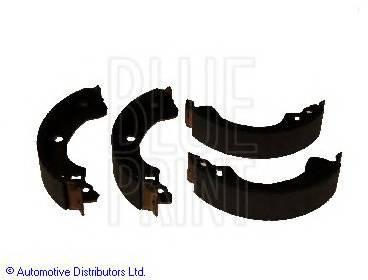 Тормозные колодки Тормозные колодки барабанные ABE арт. ADN14150