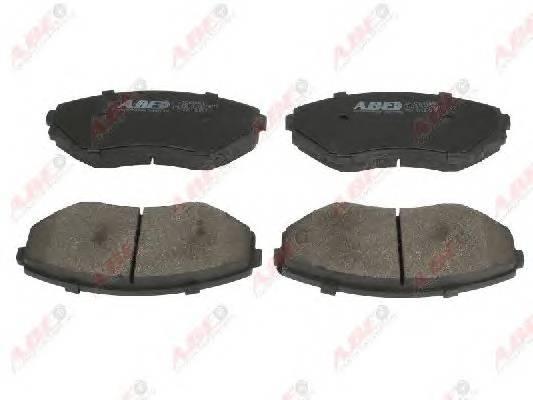 Гальмівні колодки, дискові ABE арт. C13049ABE