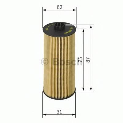 Масляные фильтры Фільтр масляний BOSCH арт. F026407015