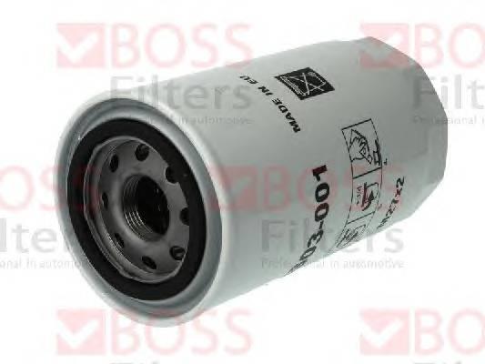 Масляные фильтры Фільтр масляний BOSSFILTERS арт. BS03001