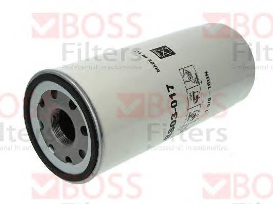 Масляные фильтры Фільтр масляний BOSSFILTERS арт. BS03017