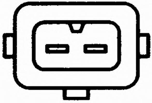 Датчик VW PASSAT/T4 температуры ОЖ HELLA 6PT009107241