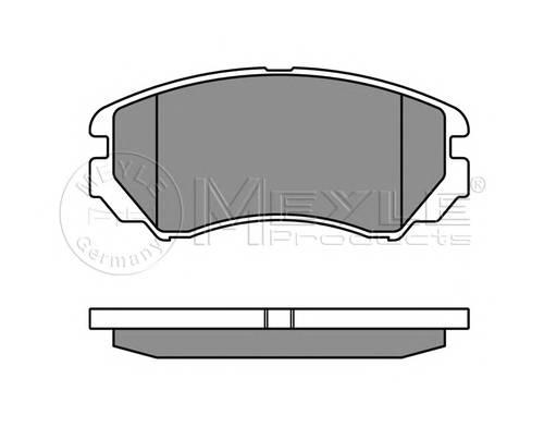 Тормозные колодки Тормозные колодки дисковые PAGID арт. 0252389116W