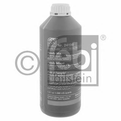 Антифриз Febi Ready Mix –30 °C blue, 1л FEBIBILSTEIN 24196