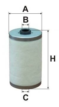 Паливний фільтр BOSCH арт. DE3110