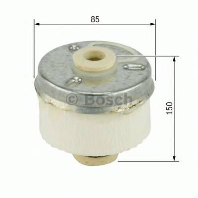 Топливные фильтры Топливный фильтр диз BOSCH арт. 1457431324