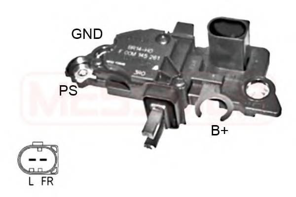 Регулятор генератора BOSCH арт. 215990