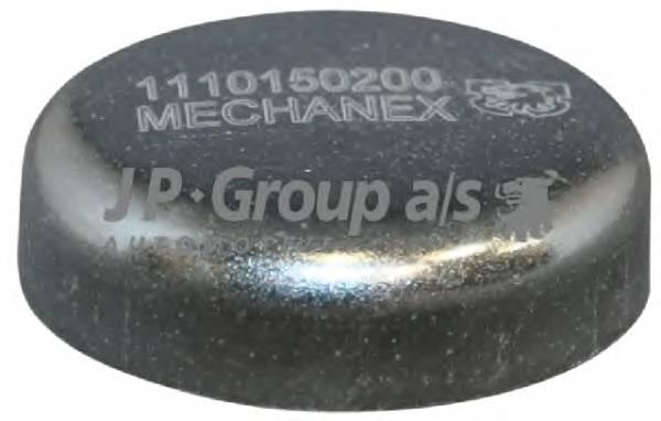 Заглушка двигуна JPGROUP 1110150200