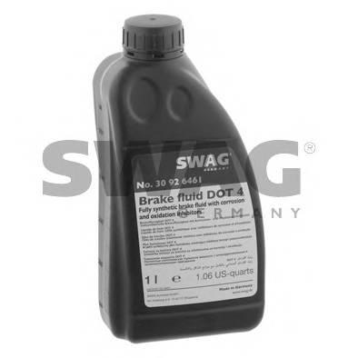 Тормозная жидкость DOT 4,1L SWAG 30926461
