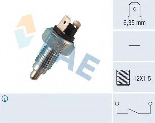 Выключатель сигнала з/хода FAE 40380