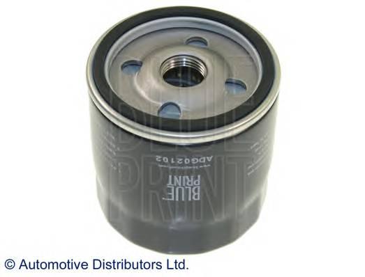 Фильтр масляный LANOS, AVEO 1.5i BOSCH арт. ADG02102