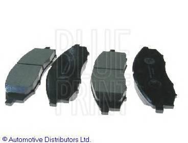 Тормозные колодки Тормозные колодки PAGID арт. ADN142121