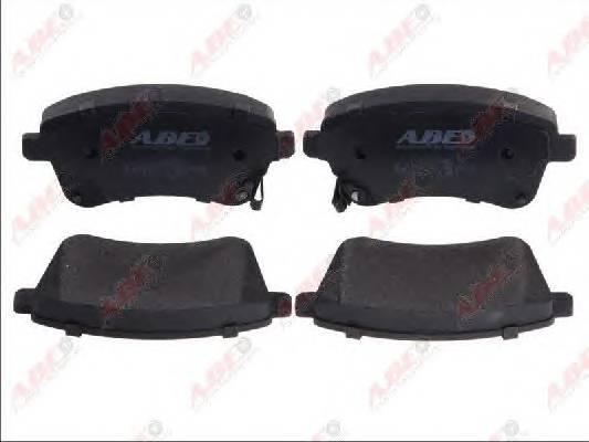 Гальмівні колодки, дискові ABE арт. C10333ABE
