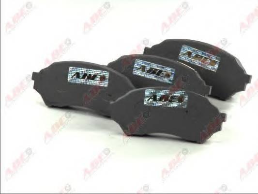 Гальмівні колодки, дискові ABE арт. C13045ABE