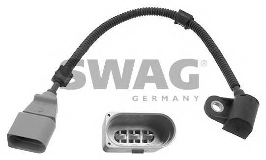 SW30939894_датчик положения! \  Audi A3/A4/A6, VW, Seat, Skoda 2.0i/2.0TDi 03> SWAG 30939894